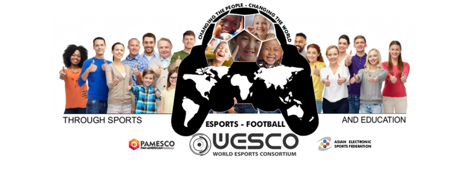"WESCO's Esports Program ""Changing the People, Changing the World""Access and get to know it and CHANGE YOUR REGION!http://wescoesport.com/portal/component/sppagebuilder/?view=page&id=93"