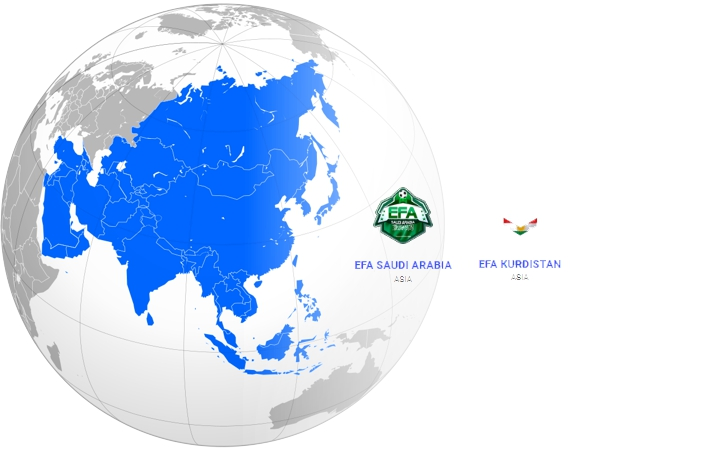 2 Countries from Asian Region